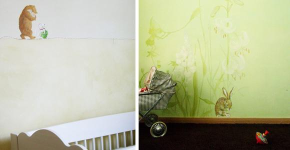 wandlungen Wandmalereien