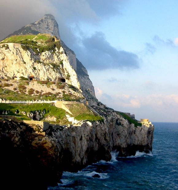 Gibraltar Reise