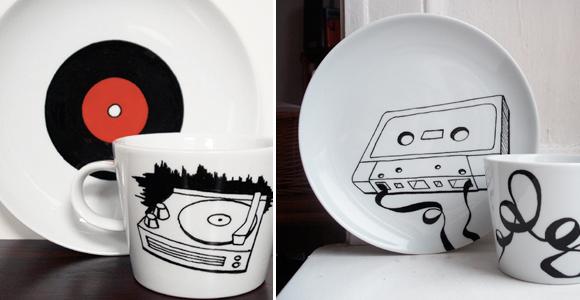 Tape Platte