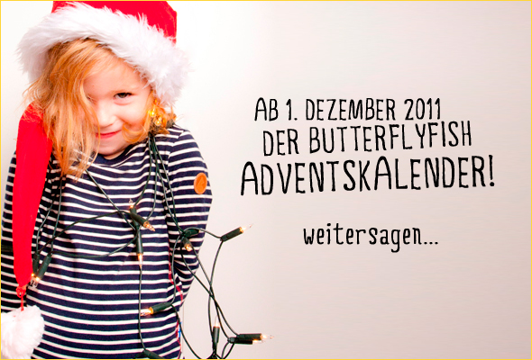 Adventskalender Butterflyfish