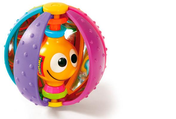 Tiny Smarts Spin Ball