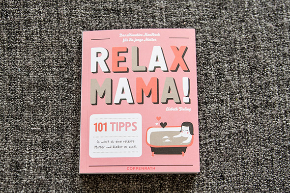 Relax Mama Butterflyfish