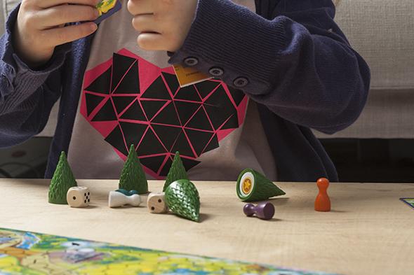 Gemeinschaftsspiel Sagaland