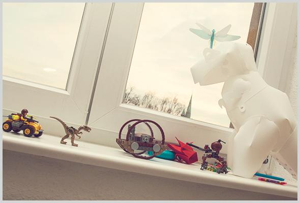 Auf meiner Fensterbank - Frage-Foto-Freitag