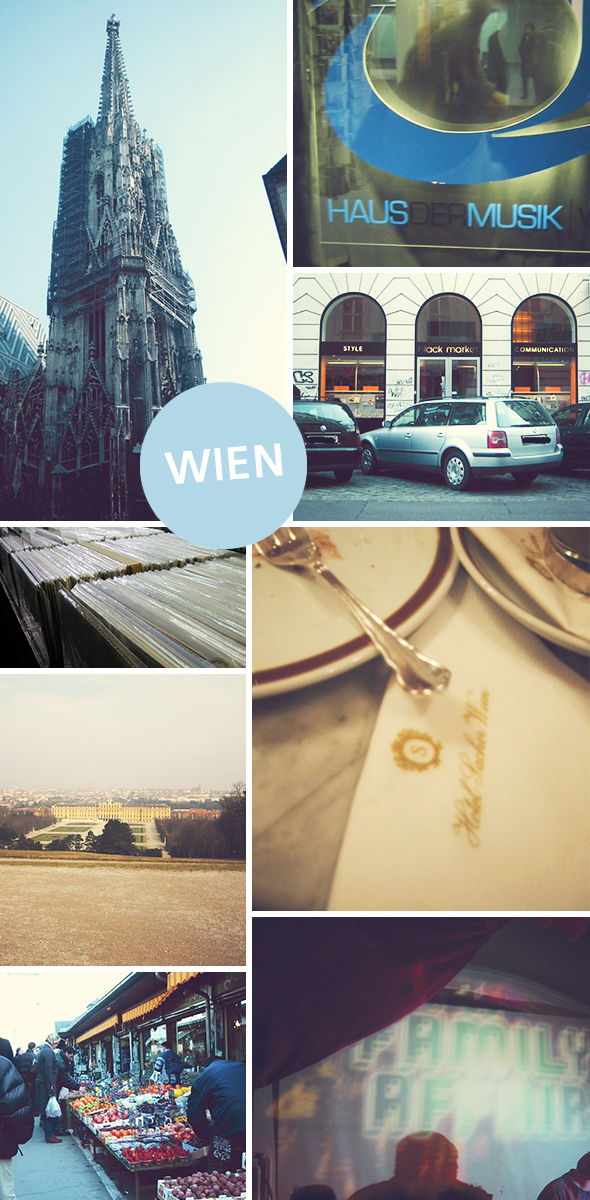 Wien Städtetrip