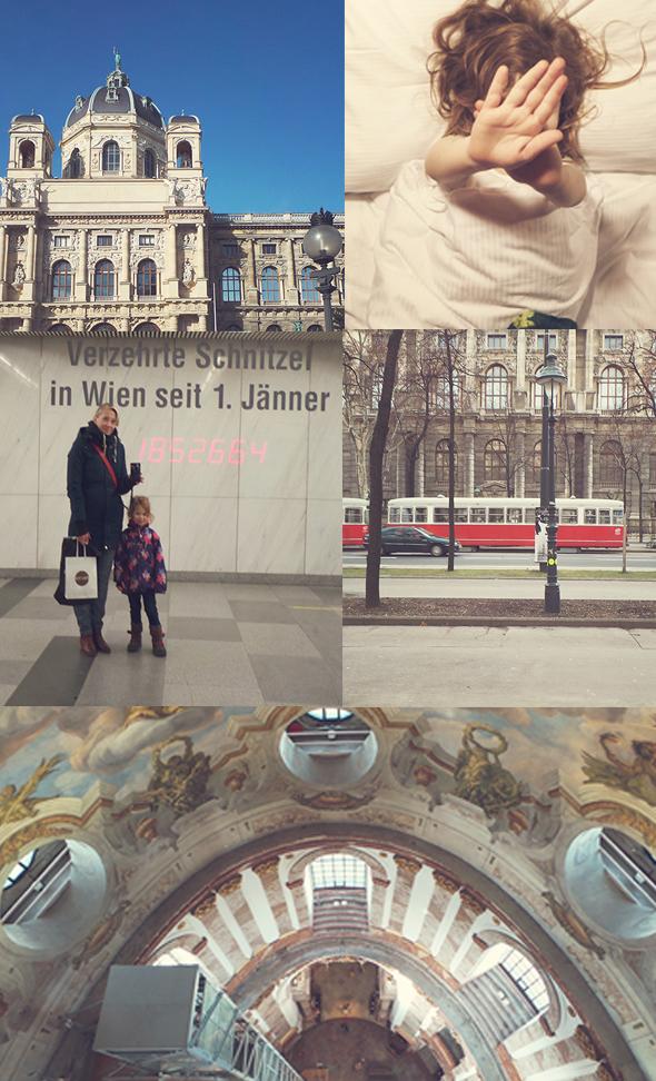 Wien mit Kind