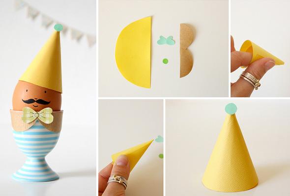 DIY Eierbecher für Ostern
