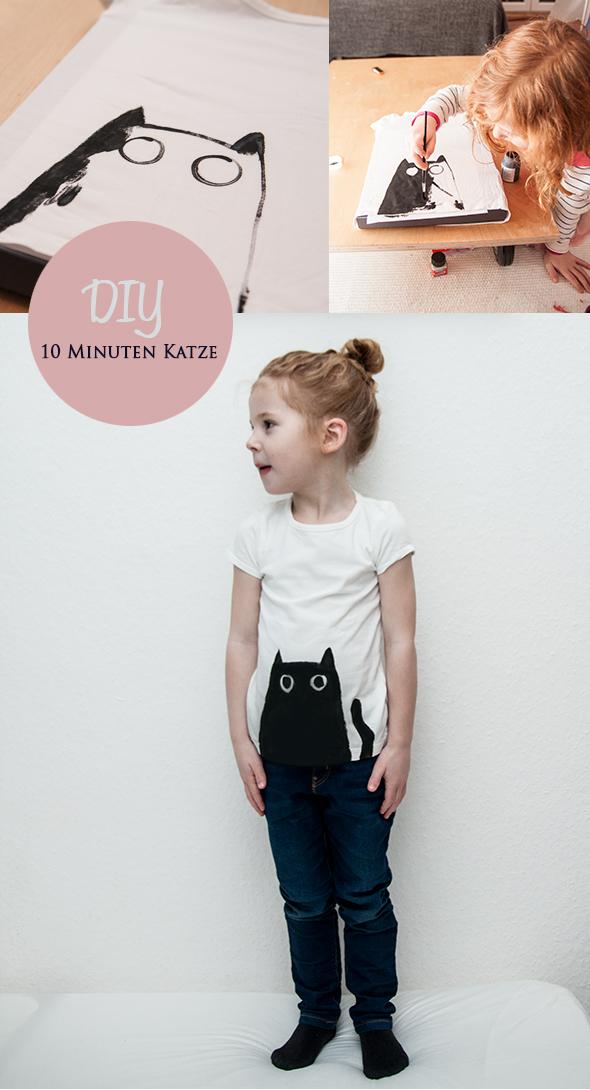 DIY - Shirt bemalen