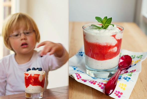 Kinderkochen Michael König Foto links: Silvana Pasquavaglio - Foto rechts: Carolin Noack