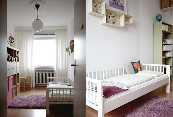 Ich liebe Kinderzimmer! Heute: Pedilus Mädchentraum auf 9 qm ... | {Kleines kinderzimmer 15}