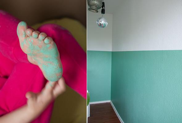 Kinderzimmer Renovieren Streichen