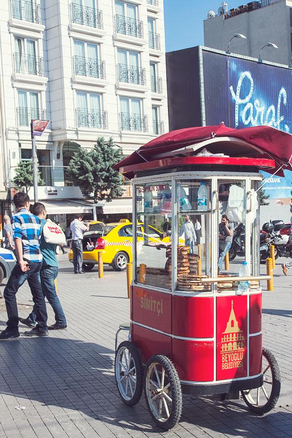 Istanbul mit Kind - Essen in Istanbul