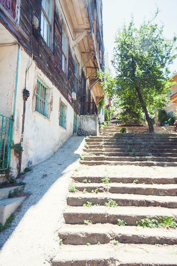 Istanbul mit Kind - heybeliada_wohnen