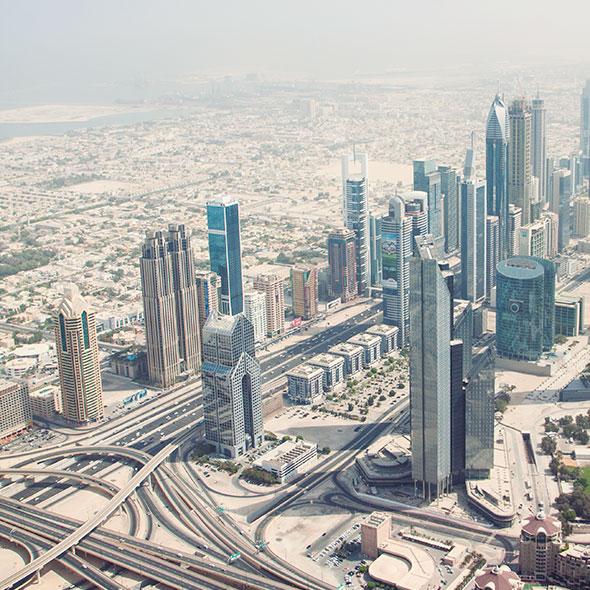 Dubai Reise