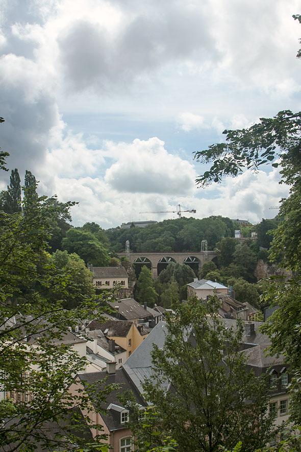 Reise nach Luxemburg