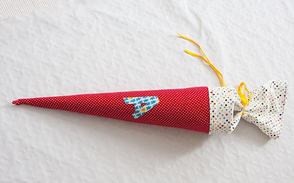Schultüte DIY zur Einschulung