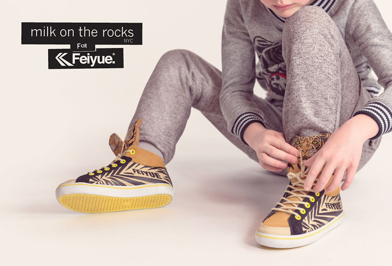 feiyue shoes and milkontherocks