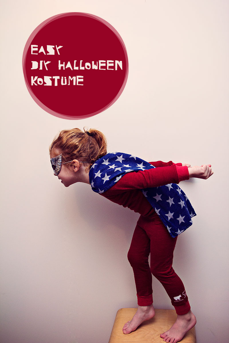 DIY Halloweenkostüm Catwoman