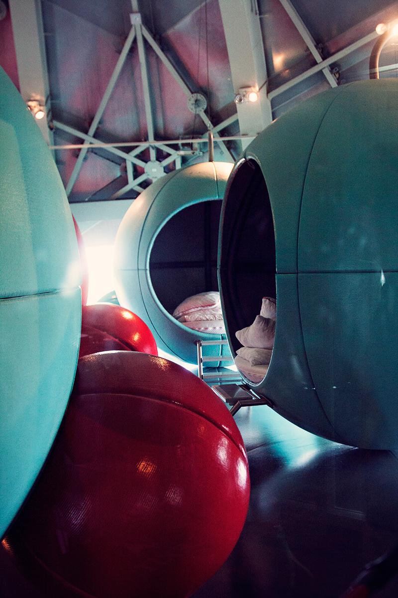 Kinderkugel im Atomium