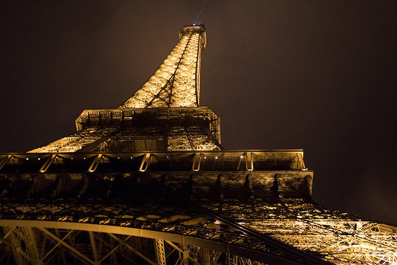 Tour Eiffel - Eiffelturm Paris.