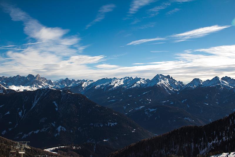 Obereggen Panorama