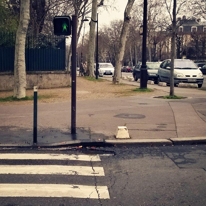 Paris Straße