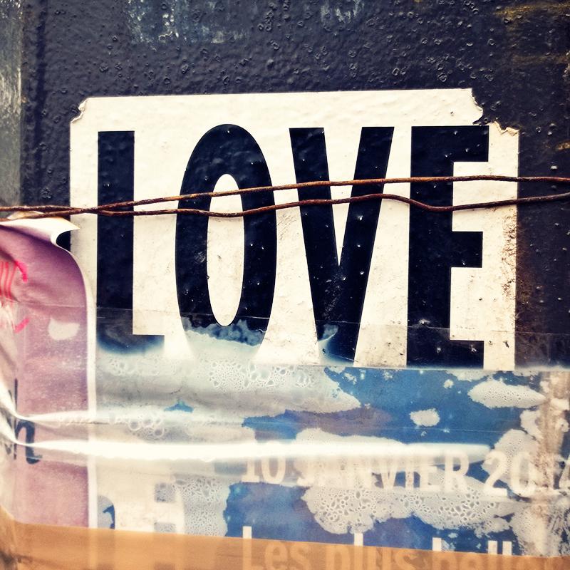 Paris - Love