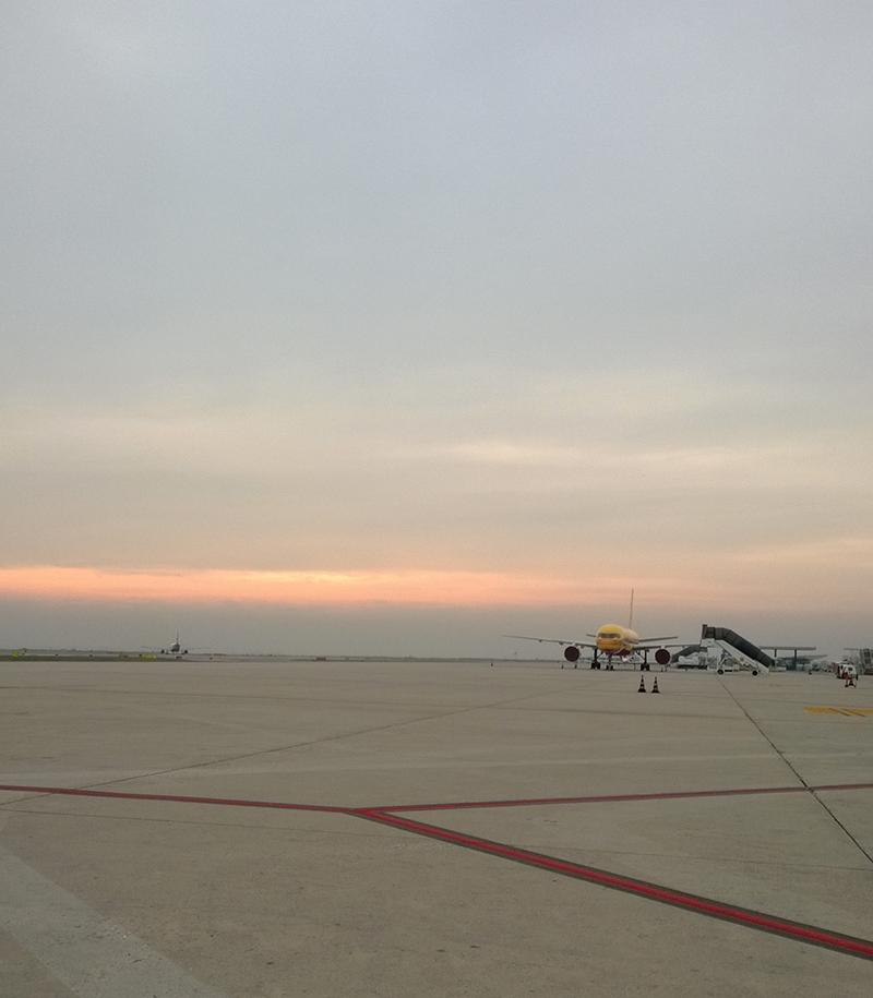 Rückreise Flughafen Venedig
