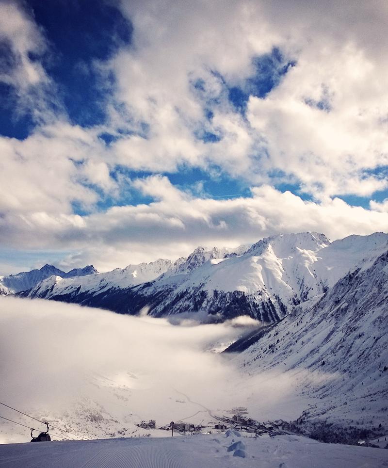 Galtür Tirol Österreich