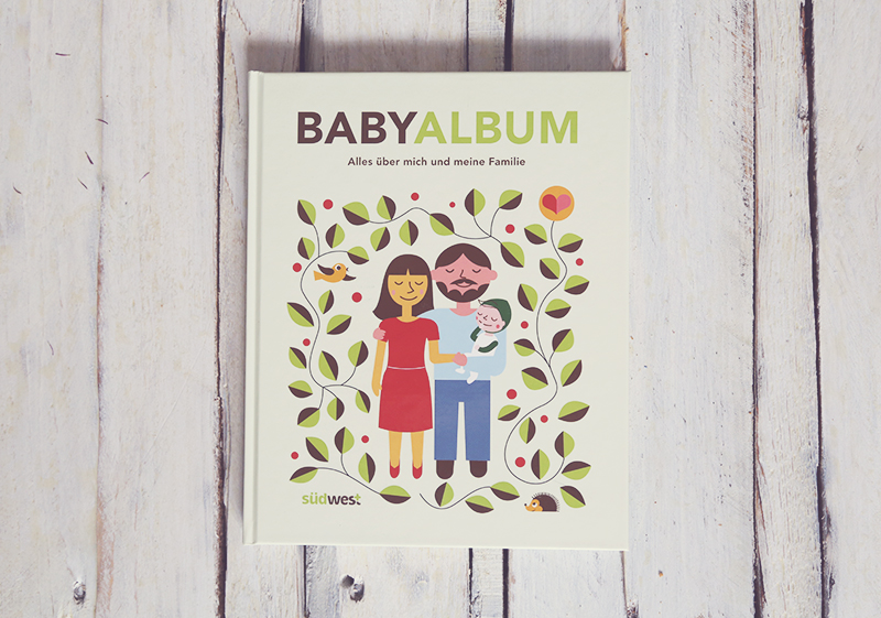 Babyalbum Andrea Wong