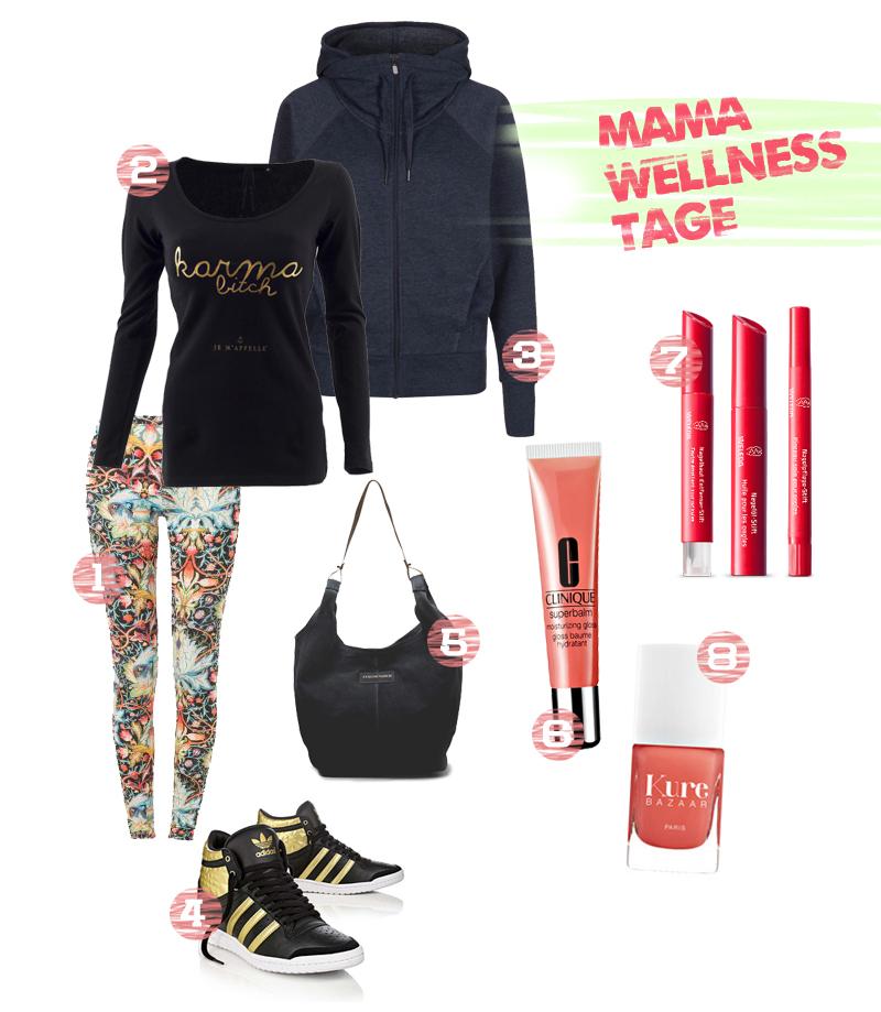 Wellness Shopping für Mama