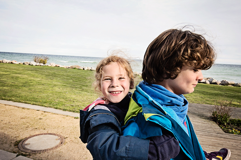 Urlaub mit Familie - Ostsee