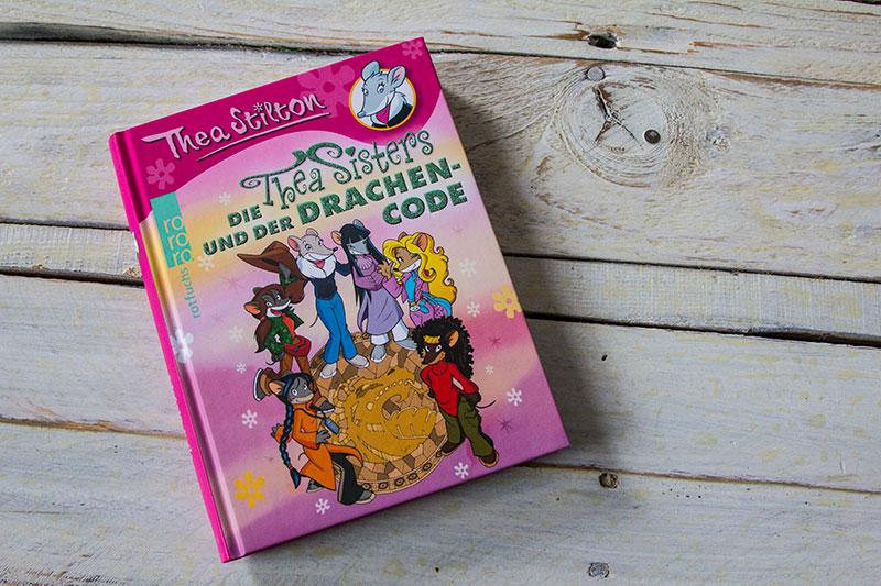 Thea Sisters und der Drachencode