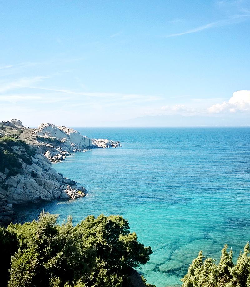 Sardinien mit Kindern - Capo Testa