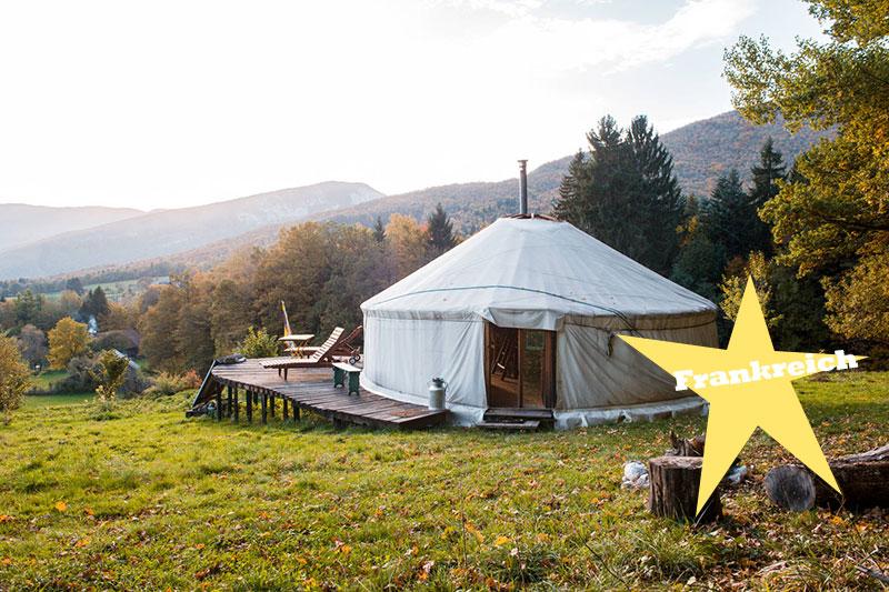 Airbnb Jurte