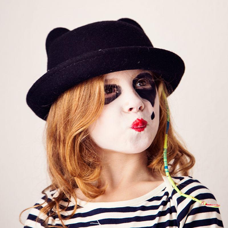 halloween diy costume pantomime
