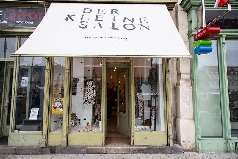 Der kleine Salon Wien
