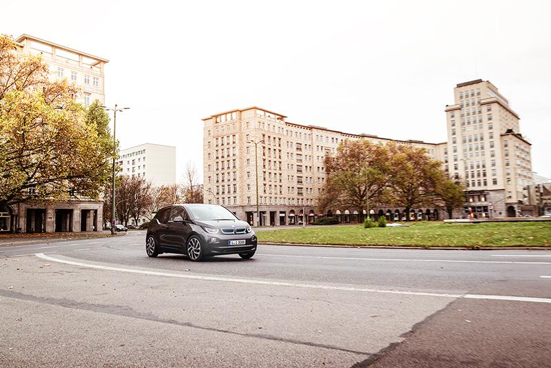 testfahrt elektroauto bmw i3