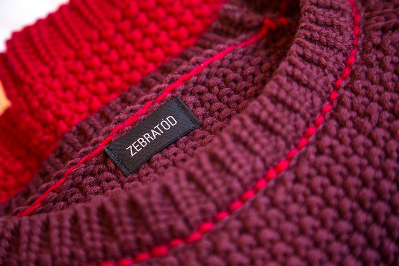 zebratod-pullover