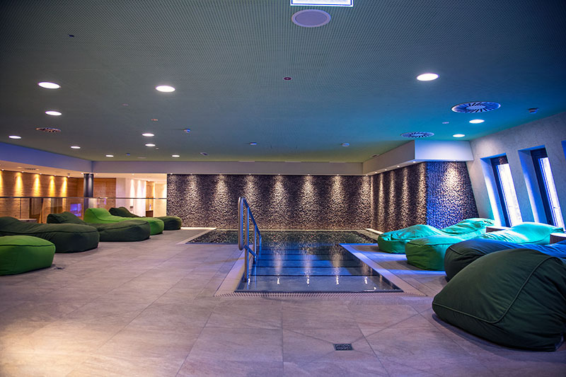 aqua dome laengenfeld spa