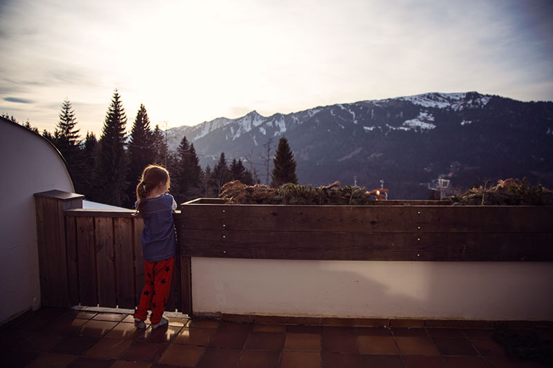 ferien in bayern allgaeuer berghof ausblick