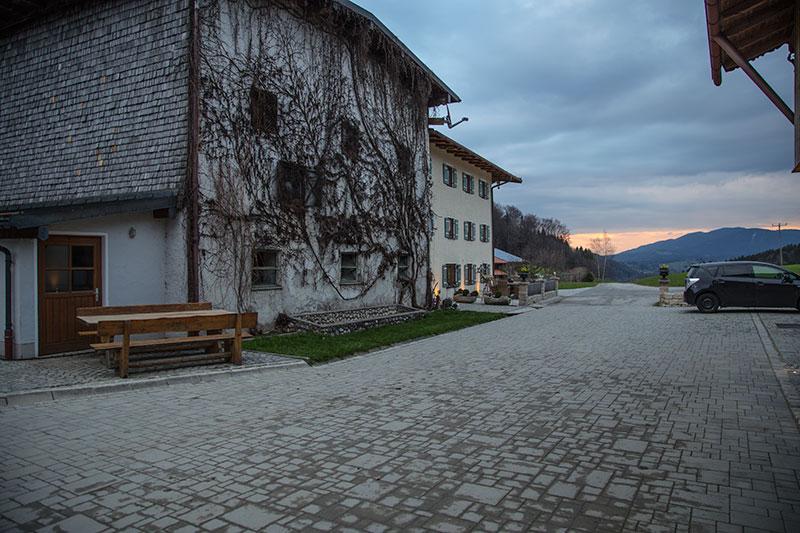 Ferien in Bayern - Daxlberger Hof
