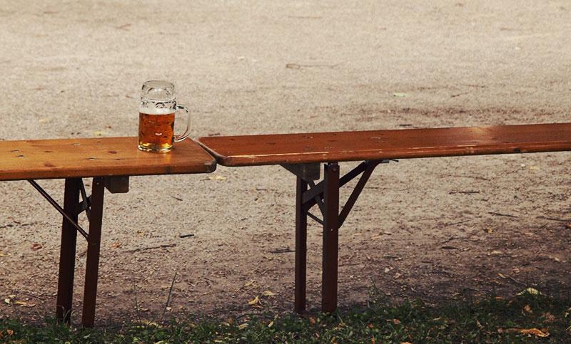 ferien in bayern München bier