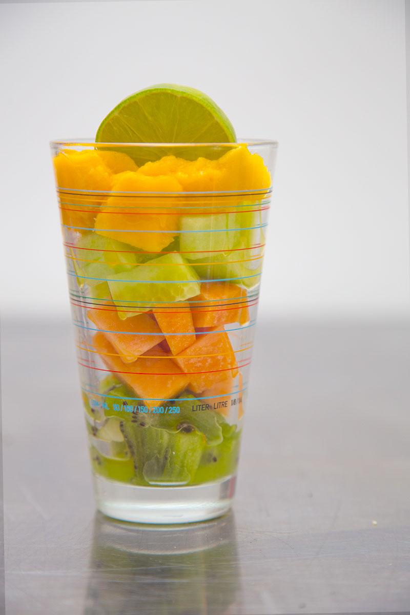 smoothie rezept papaya zutaten
