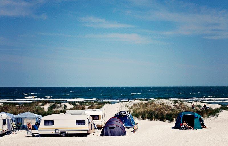 sommerideen sommerwochenende camping