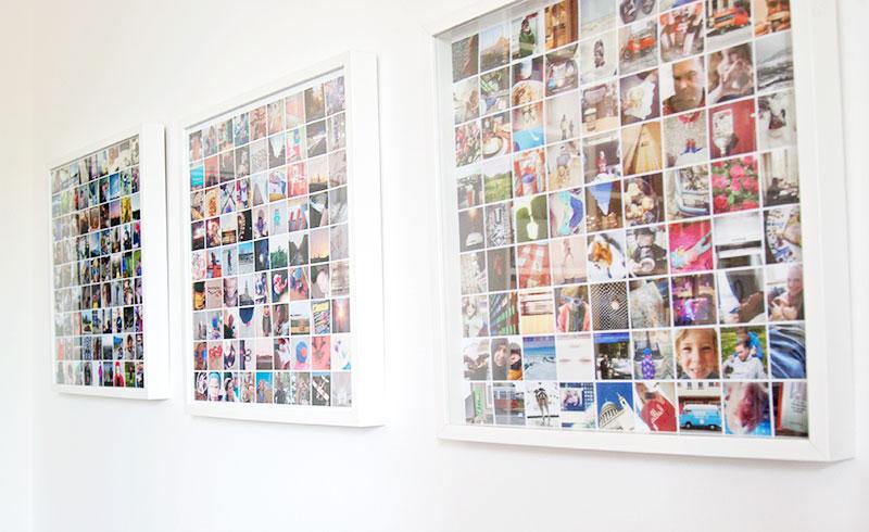 Fotos entwickeln - Fotocollage