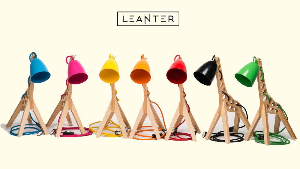 leanter-lampe-title