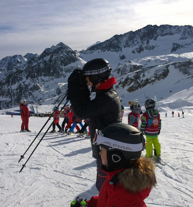 skikurs stubaital