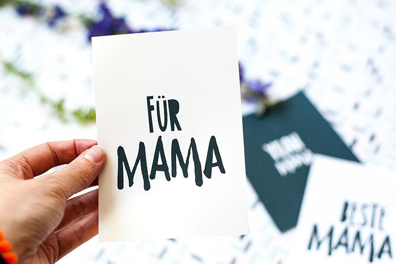 fuer mama zum Muttertag