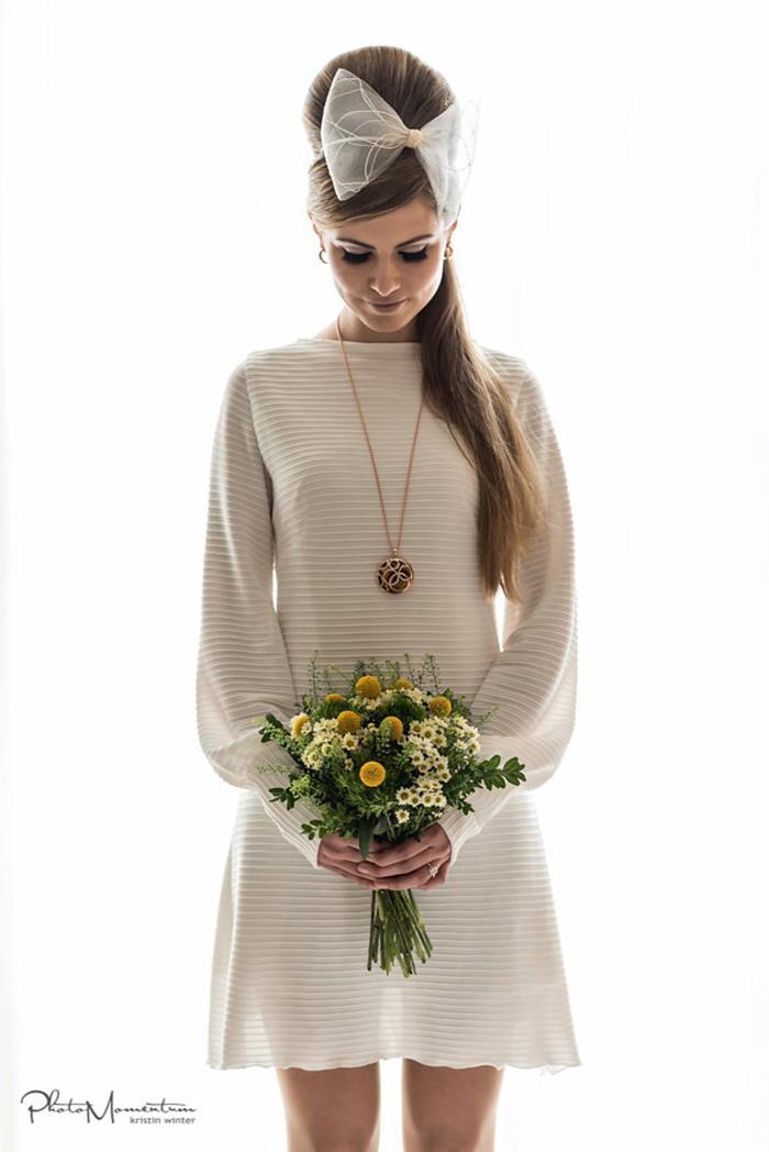 Vintage Hochzeitskleid über Etsy